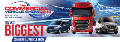 2015 Commercial Vehicle Show