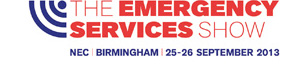 Emergency Services Show Logo 2013