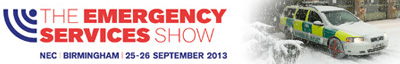 The Emergency Services Show 2013