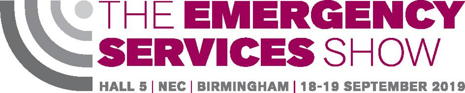 Emergency Services Show Logo 2019
